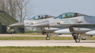 Photo ID 21237 by Alex van Noye. Netherlands Air Force General Dynamics F 16AM Fighting Falcon, J 616