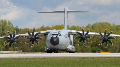 Photo ID 174473 by Werner P. Company Owned Airbus Airbus A400M Atlas, EC 402