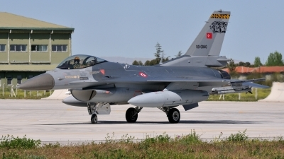 Photo ID 174496 by Peter Terlouw. Turkey Air Force General Dynamics F 16C Fighting Falcon, 89 0040
