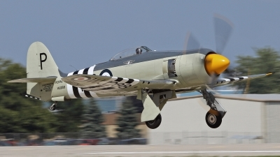 Photo ID 174547 by David F. Brown. Private American Airpower Heritage Flying Museum Hawker Sea Fury FB11, NX15S