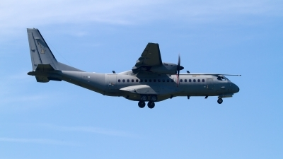 Photo ID 174590 by Alfred Koning. Finland Air Force CASA C 295M, CC 3