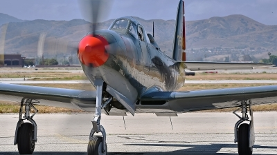 Photo ID 174681 by W.A.Kazior. Private Planes of Fame Air Museum Bell P 63A Kingcobra, NX163BP
