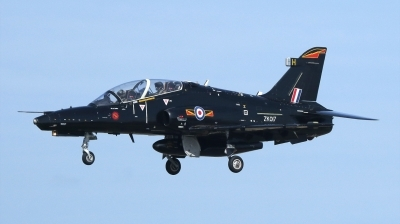 Photo ID 174694 by Mike Griffiths. UK Air Force BAE Systems Hawk T 2, ZK017