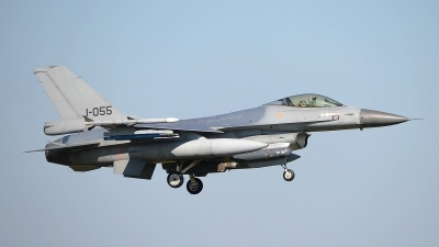 Photo ID 174699 by Peter Boschert. Netherlands Air Force General Dynamics F 16AM Fighting Falcon, J 055