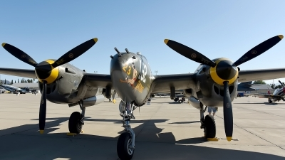 Photo ID 175017 by W.A.Kazior. Private Planes of Fame Air Museum Lockheed P 38J Lightning, N138AM