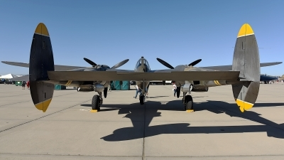 Photo ID 174733 by W.A.Kazior. Private Planes of Fame Air Museum Lockheed P 38J Lightning, N138AM