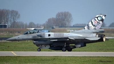 Photo ID 176489 by Peter Boschert. Poland Air Force General Dynamics F 16C Fighting Falcon, 4055