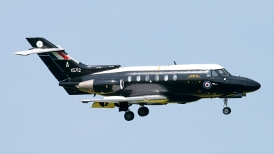 Photo ID 21250 by Gary Stedman. UK Air Force Hawker Siddeley HS 125 2 Dominie T1, XS712