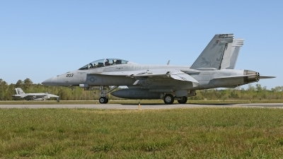 Photo ID 174809 by David F. Brown. USA Navy Boeing F A 18F Super Hornet, 166681
