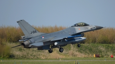 Photo ID 174904 by Peter Boschert. Netherlands Air Force General Dynamics F 16AM Fighting Falcon, J 014
