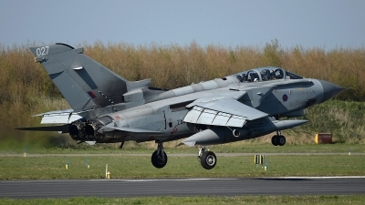 Photo ID 175002 by Peter Boschert. UK Air Force Panavia Tornado GR4, ZA462