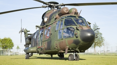 Photo ID 174989 by Bart van den Bogaert. Netherlands Air Force Aerospatiale AS 532U2 Cougar MkII, S 458