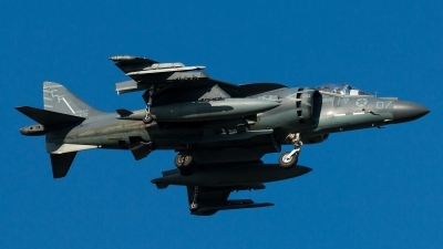 Photo ID 174923 by Russell Hill. USA Marines McDonnell Douglas AV 8B Harrier ll, 165417