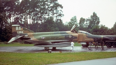 Photo ID 175030 by Eric Tammer. USA Air Force McDonnell Douglas RF 4C Phantom II, 69 0384