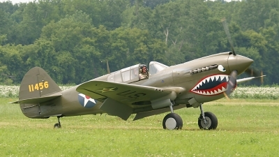 Photo ID 175234 by Wayne Dippold. Private Private Curtiss P 40E Warhawk, N740RB
