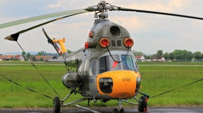 Photo ID 175176 by Milos Ruza. Czech Republic Air Force Mil Mi 2, 0709