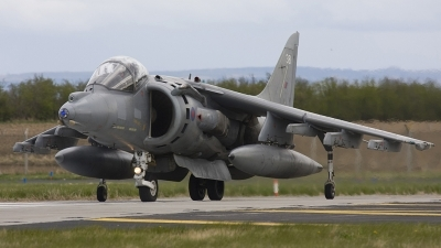 Photo ID 21288 by Jim S. UK Air Force British Aerospace Harrier GR9, ZD409