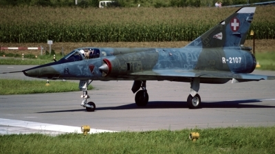 Photo ID 175336 by Alex Staruszkiewicz. Switzerland Air Force Dassault Mirage IIIRS, R 2107