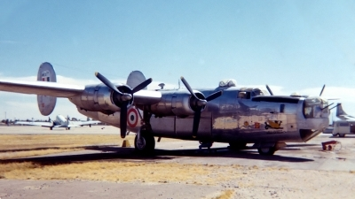 Photo ID 175353 by Robert W. Karlosky. USA Air Force Consolidated B 24J Liberator, 44 44175