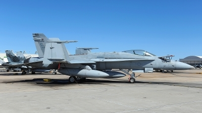 Photo ID 175393 by Peter Boschert. USA Navy McDonnell Douglas F A 18C Hornet, 164018