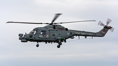 Photo ID 175403 by Jan Eenling. UK Navy Westland WG 13 Lynx HMA8, ZF557