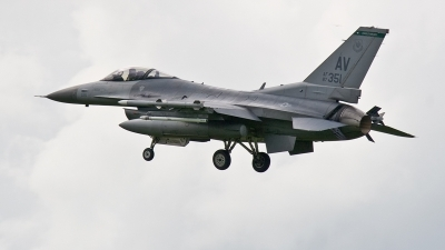 Photo ID 244370 by Jan Eenling. USA Air Force General Dynamics F 16C Fighting Falcon, 87 0351
