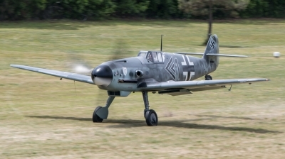 Photo ID 175793 by Andy Backowski. Private Military Aviation Museum Messerschmitt Bf 109G 4, N109GY