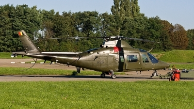 Photo ID 175464 by Jan Eenling. Belgium Air Force Agusta A 109HO A 109BA, H26