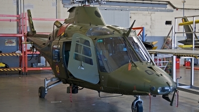 Photo ID 175686 by Jan Eenling. Belgium Army Agusta A 109HO A 109BA, H01