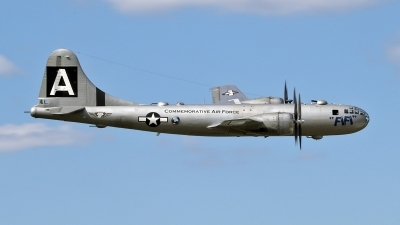 Photo ID 175540 by David F. Brown. Private Commemorative Air Force Boeing B 29A Superfortress, NX529B