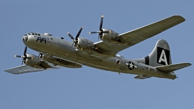 Photo ID 175538 by David F. Brown. Private Commemorative Air Force Boeing B 29A Superfortress, NX529B