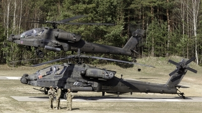 Photo ID 175627 by Melchior Timmers. USA Army McDonnell Douglas AH 64D Apache Longbow, 04 05439