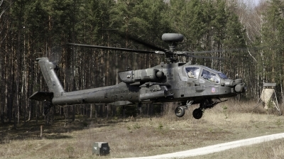 Photo ID 175626 by Melchior Timmers. USA Army McDonnell Douglas AH 64D Apache Longbow, 04 05467