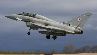 Photo ID 21349 by Jim S. UK Air Force Eurofighter EF 2000 Typhoon T1, ZJ812