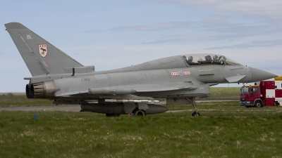Photo ID 21350 by Jim S. UK Air Force Eurofighter EF 2000 Typhoon T1, ZJ813