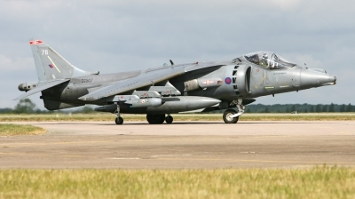 Photo ID 21343 by Marcel Bos. UK Air Force British Aerospace Harrier GR9, ZG507