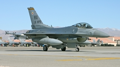 Photo ID 21345 by Marcel Bos. USA Air Force General Dynamics F 16C Fighting Falcon, 93 0553