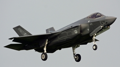 Photo ID 175692 by Richard de Groot. Netherlands Air Force Lockheed Martin F 35A Lightning II, F 002