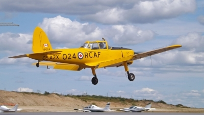 Photo ID 175991 by Nuno Filipe Lé Freitas. Private Museu Aero Fenix De Havilland Canada DHC 1 Chipmunk T20, CS AZX