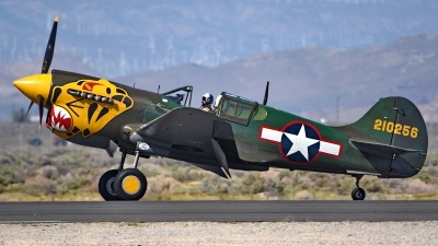 Photo ID 175863 by W.A.Kazior. Private Private Curtiss P 40K Warhawk, N410WH