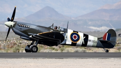 Photo ID 175860 by W.A.Kazior. Private Private Supermarine 361 Spitfire LF9C, N959RT