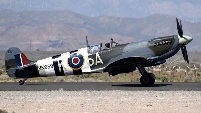 Photo ID 176366 by W.A.Kazior. Private Private Supermarine 361 Spitfire LF9C, N959RT