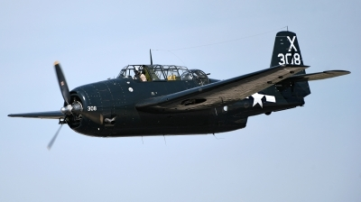 Photo ID 175781 by W.A.Kazior. Private Private Grumman TBM 3E Avenger, NL7226C