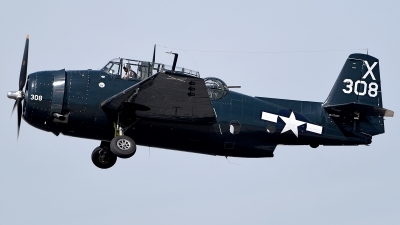Photo ID 175780 by W.A.Kazior. Private Private Grumman TBM 3E Avenger, NL7226C