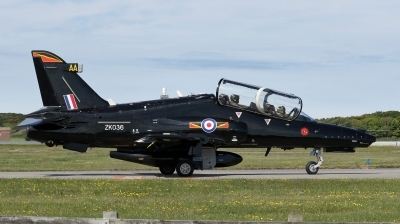Photo ID 175790 by Mike Griffiths. UK Air Force BAE Systems Hawk T 2, ZK036