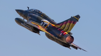Photo ID 175886 by Filipe Barros. France Air Force Dassault Mirage 2000D, 627