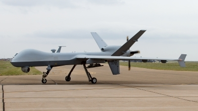 Photo ID 175940 by Russell Hill. USA Air Force General Atomics MQ 9A Reaper, 12 0172