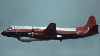 Photo ID 21390 by Lieuwe Hofstra. UK A AEE Vickers Viscount 837, XT575