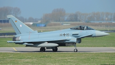 Photo ID 175975 by Peter Boschert. Germany Air Force Eurofighter EF 2000 Typhoon S, 30 80