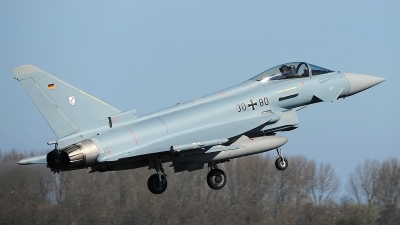 Photo ID 176138 by Peter Boschert. Germany Air Force Eurofighter EF 2000 Typhoon S, 30 80